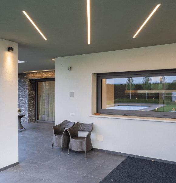 Progetto Casa privata Verona